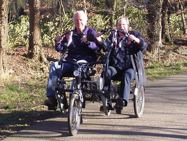 Duofietsen Deventer